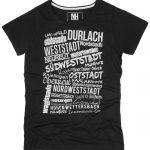 Karlsruhe T-Shirt Schwarz
