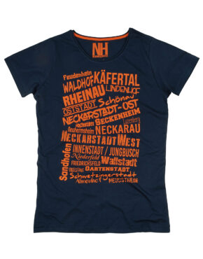 Mannheim T-Shirt Navy