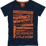 Heidelberg T-Shirt Navy