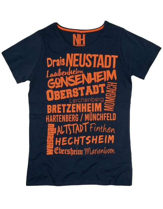 Mainz T-Shirt Navy