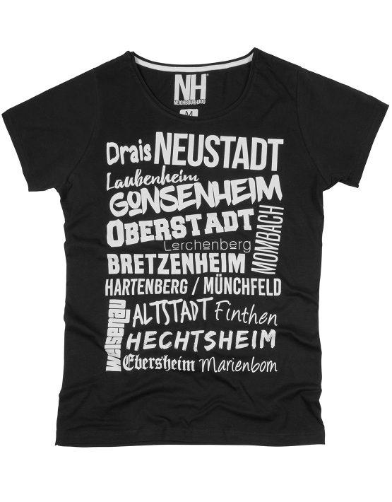 Mainz T-Shirt Schwarz