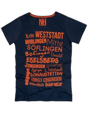 Ulm T-Shirt Navy