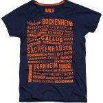 Frankfurt T-Shirt Navy