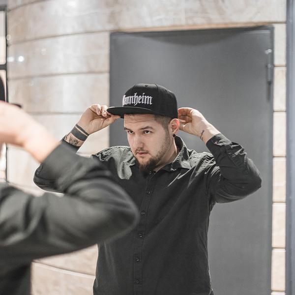Mannheim Snapback Cap