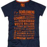 Osnabrück T-Shirt Navy