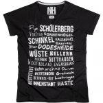 Osnabrück T-Shirt Schwarz