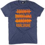 Toronto Karlsruhe T-Shirt